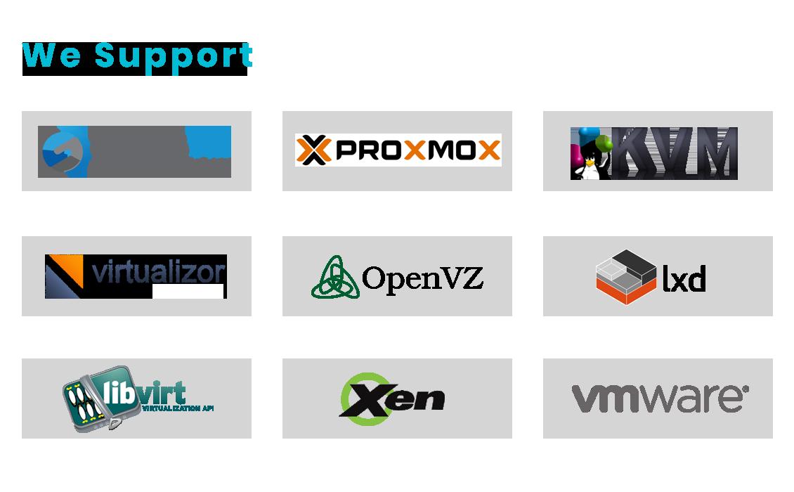 Vps Node Management - VPS Support , Solusvm Support