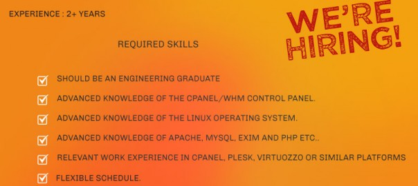 Senior system engineer