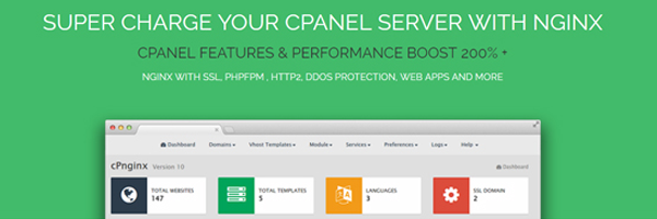 Launching New Nginx Software for Cpanel