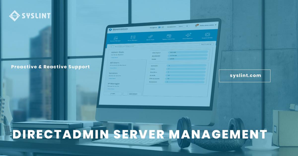 DirectAdmin Server Management - DirectAdmin Technical