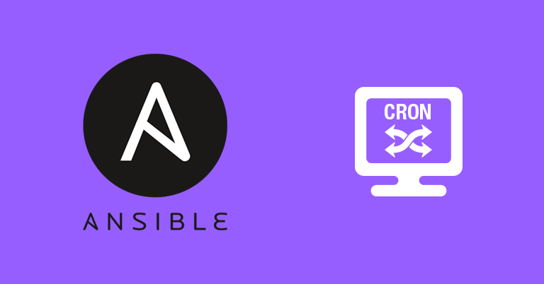 Install Ansible and Create Ansible Playbook for CRON