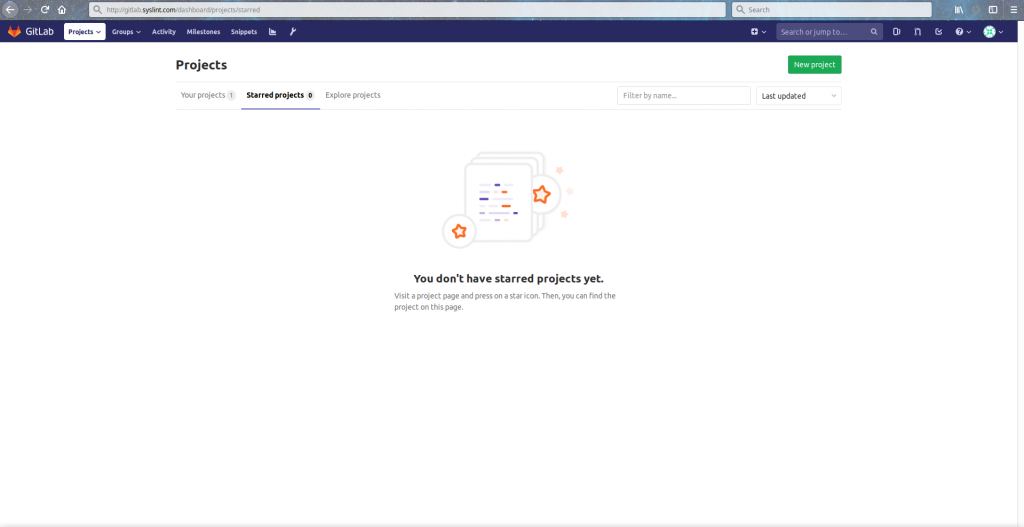 How to Install and Configure GitLab on CentOS 7